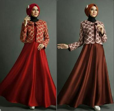 Pintar Memadu Padankan Baju Muslim