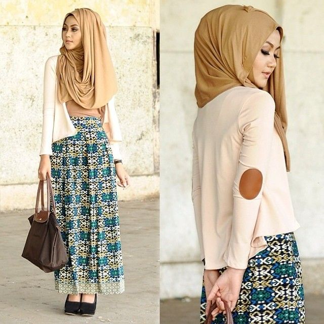 Cara Hijab Trendy Dengan Gaya Modern