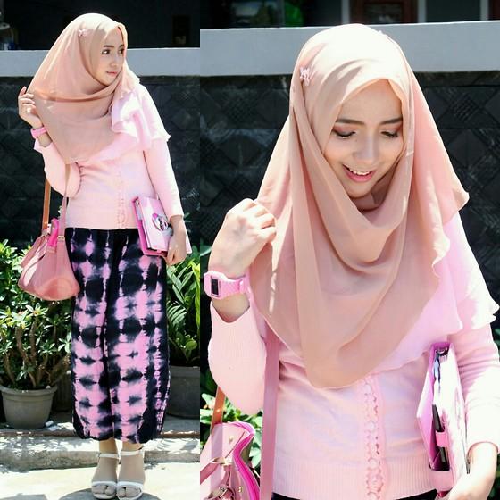 Hijab yang Cocok Untuk Badan Kurus