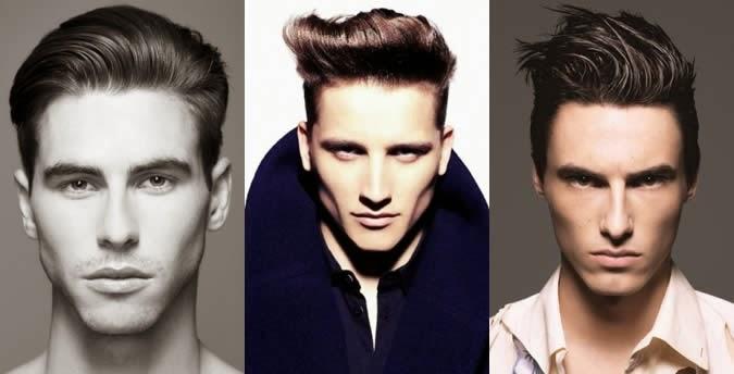 Tips Memilih Gaya Rambut Untuk Pria Berwajah Oblong