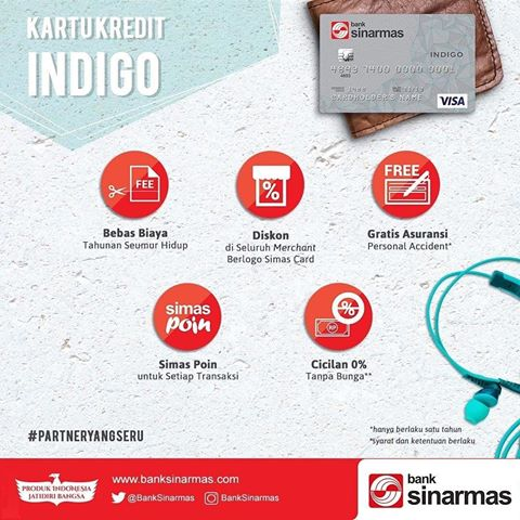 Apply Kartu Kredit Indigo