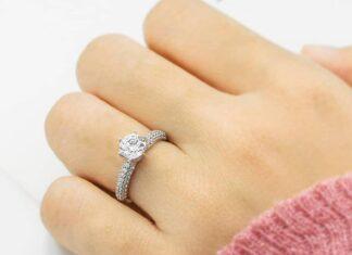 cincin tunangan